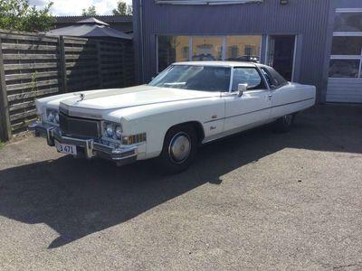 brugt Cadillac Eldorado 8,2 Convertible aut.