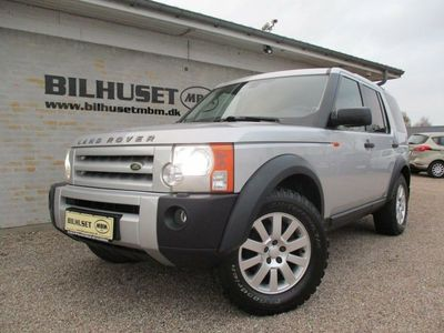 brugt Land Rover Discovery 3 2,7 TDV6 HSE aut.