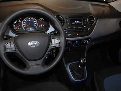 brugt Hyundai i10 1,0 Passion