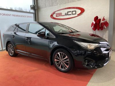 brugt Toyota Avensis Touring Sports 2,0 D-4D T2 143HK Stc 6g