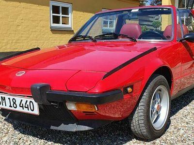 brugt Fiat X 1/9 1300