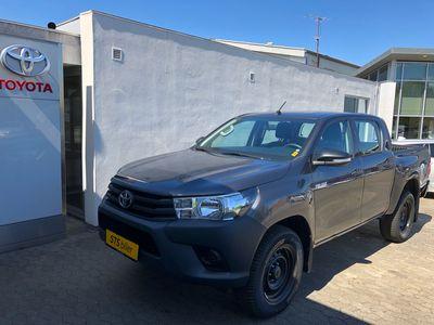 brugt Toyota HiLux 2,4 D-4D T2 4x4 150HK DobKab