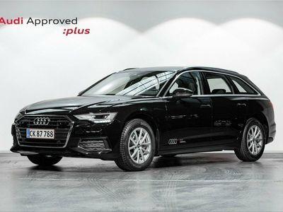 brugt Audi A6 40 TDi Avant S-tr.