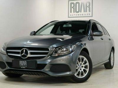 brugt Mercedes C220 d 2,2 stc. aut. 5d