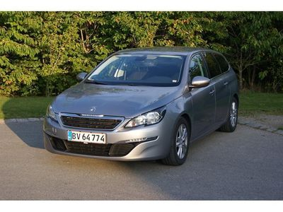 brugt Peugeot 308 1,6 Active