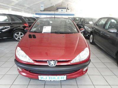 brugt Peugeot 206 CC 1,6 16V