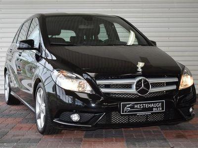 gebraucht Mercedes B200 1,8 CDI 136HK 6g