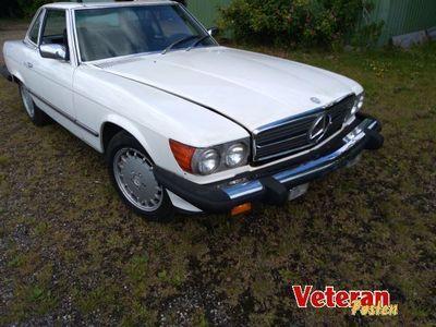 brugt Mercedes SL450 CABRIOLET