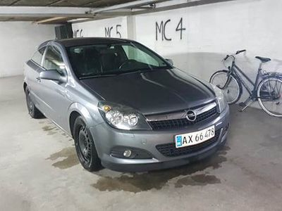 brugt Opel Astra GTC Astra 1,6Turbo sælges/byttes