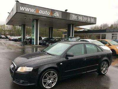 brugt Audi A4 2,0 TDI 140HK 6g