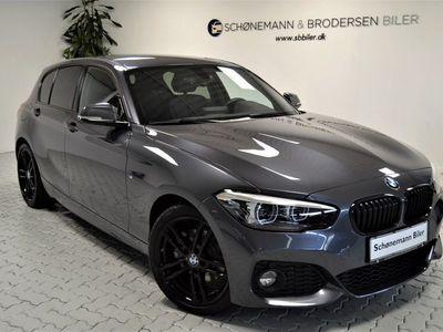 brugt BMW 125 i 2,0 aut.