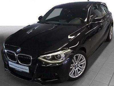 brugt BMW 125 1-Serie i 3-dørs hatchback Steptronic