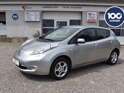 brugt Nissan Leaf Visia