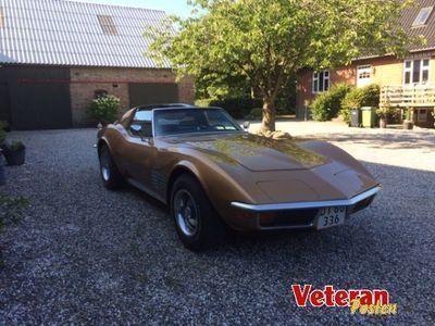 brugt Chevrolet Corvette Stingray Corvette5,7 V8