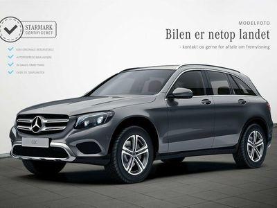 used Mercedes GLC220 d 2,2 aut. 4-M