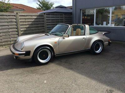 brugt Porsche 911 3,0 S/C Targa