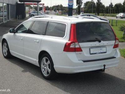 brugt Volvo V70 2,0 D3 Summum 163HK Stc 6g Aut.