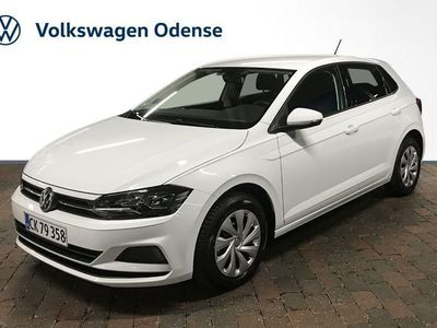 brugt VW Polo 1,0 TSi 95 Connect