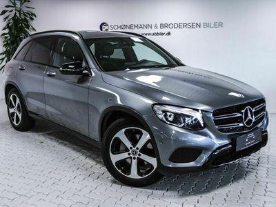 brugt Mercedes GLC350 d 3,0 Exclusive aut. 4Matic