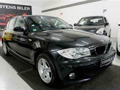 brugt BMW 120 d 2,0 TD 163HK 5d 6g