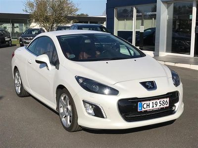 second-hand Peugeot 308 CC 1,6 THP Griffe 200HK 6g