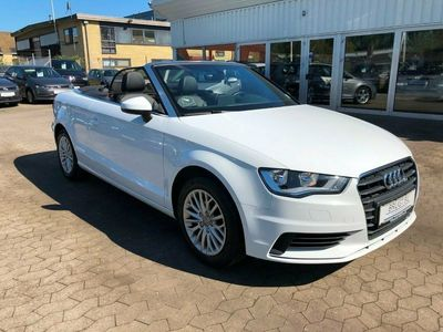 used Audi A3 Cabriolet 1,4 TFSi 125 Ambiente S-tr.
