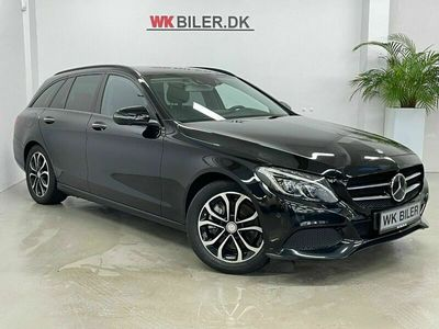 brugt Mercedes C300 h 2,2 Avantgarde stc. aut.