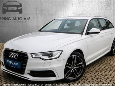brugt Audi A6 Avant 2,0 TDI Ultra S Tronic 190HK Stc 7g Aut. - Personbil