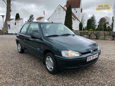 brugt Peugeot 106 1,1 (75.xxxkm & nysynet)