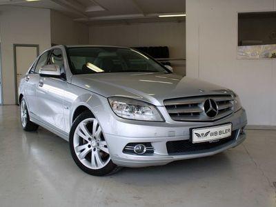 brugt Mercedes C220 2,2 CDi Avantgarde aut.