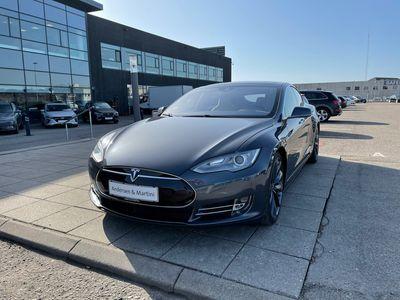 brugt Tesla Model S 70D EL AWD 333HK 5d Aut.