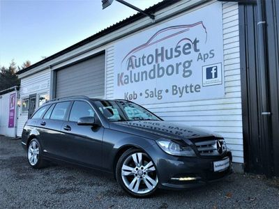 second-hand Mercedes C200 2,2 CDi stc. BE