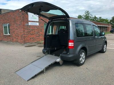 gebraucht VW Caddy 1,2 TSi 85 Trendline