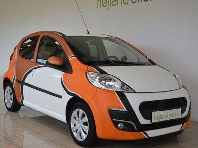 brugt Peugeot 107 1,0 Sportium+