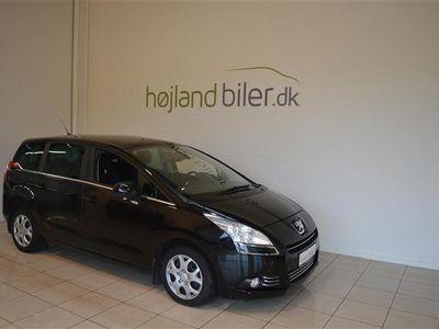 brugt Peugeot 5008 1,6 HDI Premium 110HK 6g Aut.