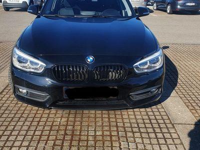 brugt BMW 120 1-Serie d 5-dørs hatchback SteptronicAdvantage