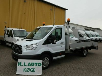 brugt Ford Transit 350 L4 Chassis 2,2 TDCi 125 Trend H1 RWD
