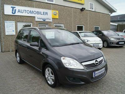 usado Opel Zafira 1,9 CDTi 150 Enjoy aut.