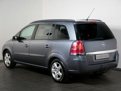 brugt Opel Zafira 1,8 16V 140 Limited