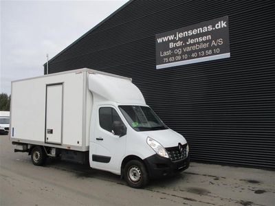 brugt Renault Master T35 ALUKASSE/LIFT 2,3 DCI 165HK Ladv./Chas. 2015
