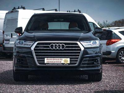 used Audi Q7 3,0 TDi 272 quattro Tiptr.