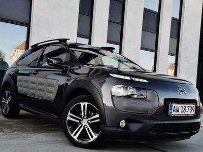 brugt Citroën C4 Cactus 1,6 Shine Extra