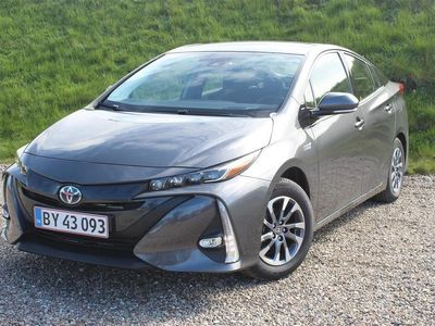 brugt Toyota Prius 1,8 Plug-in H3 122HK 5d Aut. A+++