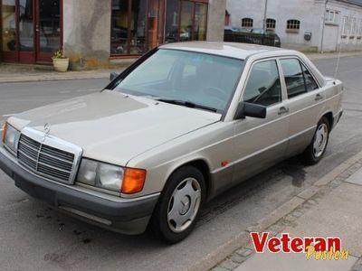 brugt Mercedes 190 D 2,5