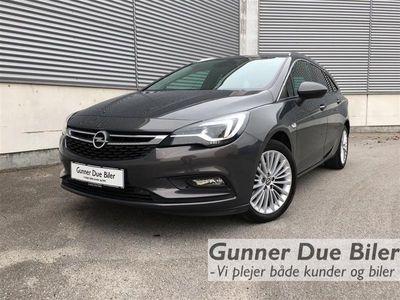 brugt Opel Astra St.car 1,4 Turbo Innovation 150HK 5d