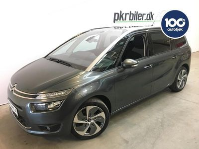 used Citroën Grand C4 Picasso 2,0 EAT6 Intensive 150HK MPV aut 5d