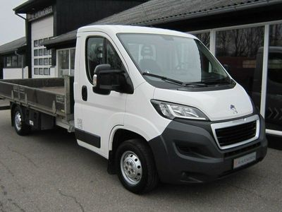 used Peugeot Boxer 335 2,2 HDi 130 Chassis