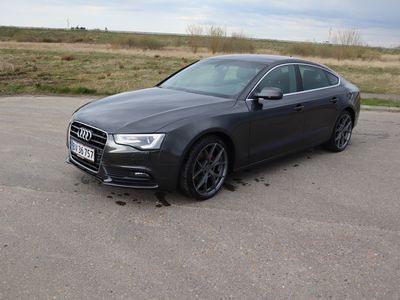 brugt Audi A5 Sportback 2.0 TDI 177 HK 4-DØRS