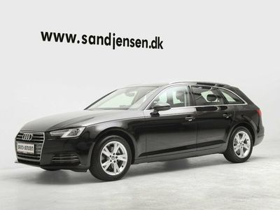 usata Audi A4 2,0 TDi 150 Avant S-tr.