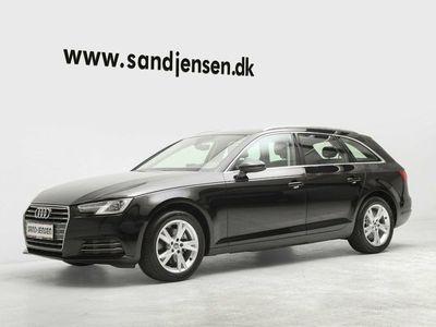 używany Audi A4 2,0 TDi 150 Avant S-tr.